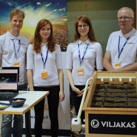 Viljakas Farmari-näyttelyssä 14.–17.6.2017